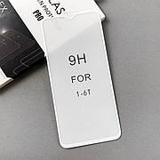 Защитное стекло 5D на Oneplus 6T White