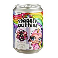 Poopsie Sparkly Critters Блестящий питомец-единорог с сюрпризами серия 2