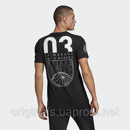Спортивная футболка Adidas Sport ID 360 adi DV3069  , фото 2