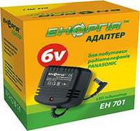 Адаптор EH 701 (6V.600 mA L-Plug)