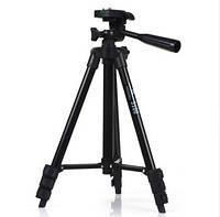 Штатив для фотоаппарата Nikon, Canon, Fuji, Sony, Casio, Pentax 1280мм.