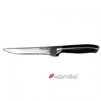 Нож кухонный для костей с ручкой из ABS-пластика Kamille 5118
