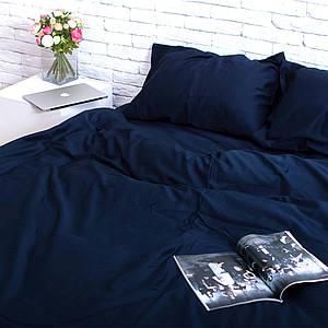 Комплект постельного белья SE01_полуторный(двуспальный, евро, семейное), сатин, 100% хлопок