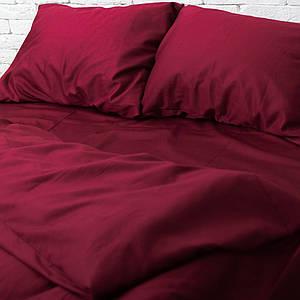 Комплект постельного белья SE02_полуторный(двуспальный, евро, семейное), сатин, 100% хлопок