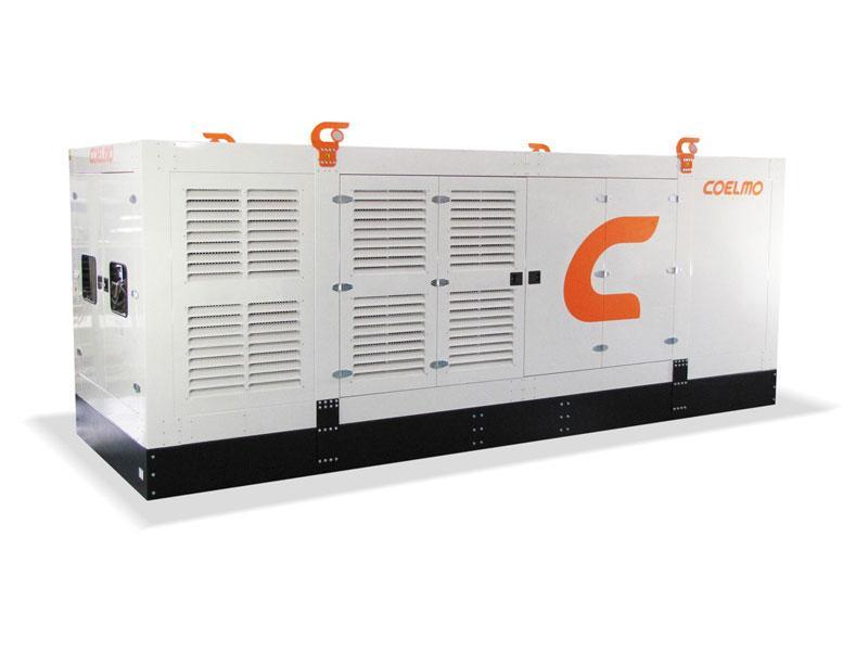 Трехфазный дизельный генератор Coelmo PDT416А2 (1810 кВт)