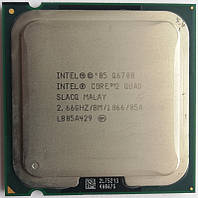 Процессор Intel Core 2 Quad Q6700 G0 SLACQ 2.66GHz 8M Cache 1066 MHz FSB Socket 775 Б/У, фото 1