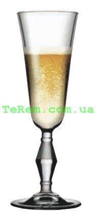 Набор бокалов для шампанского 6 шт Retro 440075