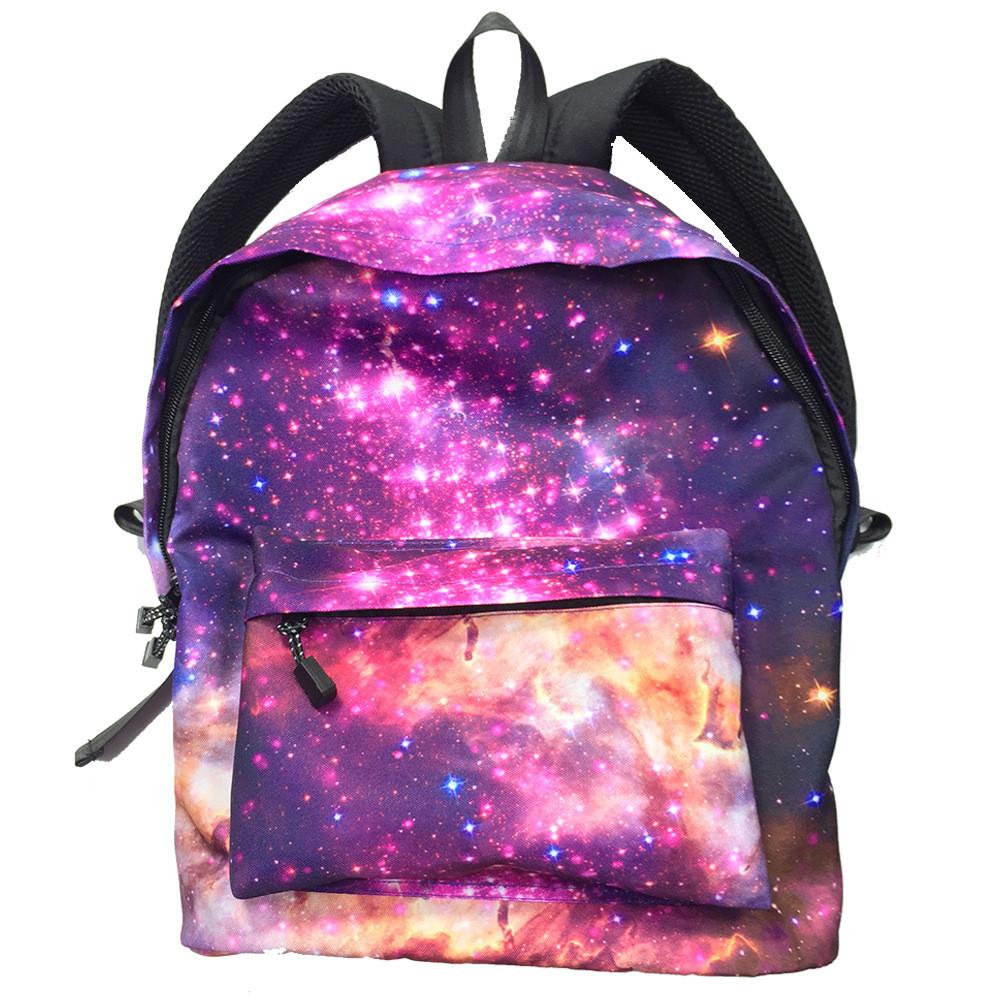 Рюкзак школьный космос