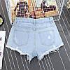 Стильные женские джинсовые шорты (42-48), фото 4
