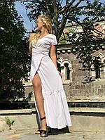 Летнее женское платье 174 (040)