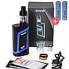 Електронна сигарета SMOK Alien Kit 220W Quality Replica. Вейп. Синій. blue Гарантія