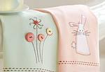Великодні рушники - елемент декору пасхального кошика