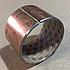 Втулка разжимного кулака КАМАЗ с фторопластом 5320-3501126, фото 2