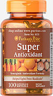Puritan's Pride Super Antioxidant Formula 100 softgels