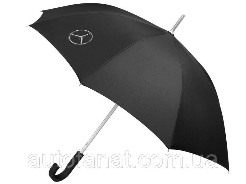 Зонт трость Mercedes-Benz Stick Umbrella Black (B66952629)