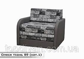"""Дитячий диван """"Олеся"""" (тканина 89) Габарити: 1,07 х 0,95 Спальне місце: 1,80 х 0,90"""