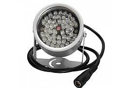 Ночной ИК прожектор на 48 светодиодов Colarix AKV-IRP-048