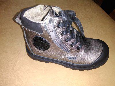 0660438d Демисезонные ботинки 27,28,30 р Jong Golf на девочку, осенние, весенние