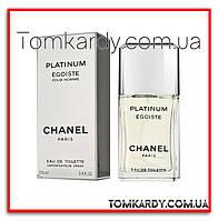 Chanel Egoiste Platinum 100 ml.