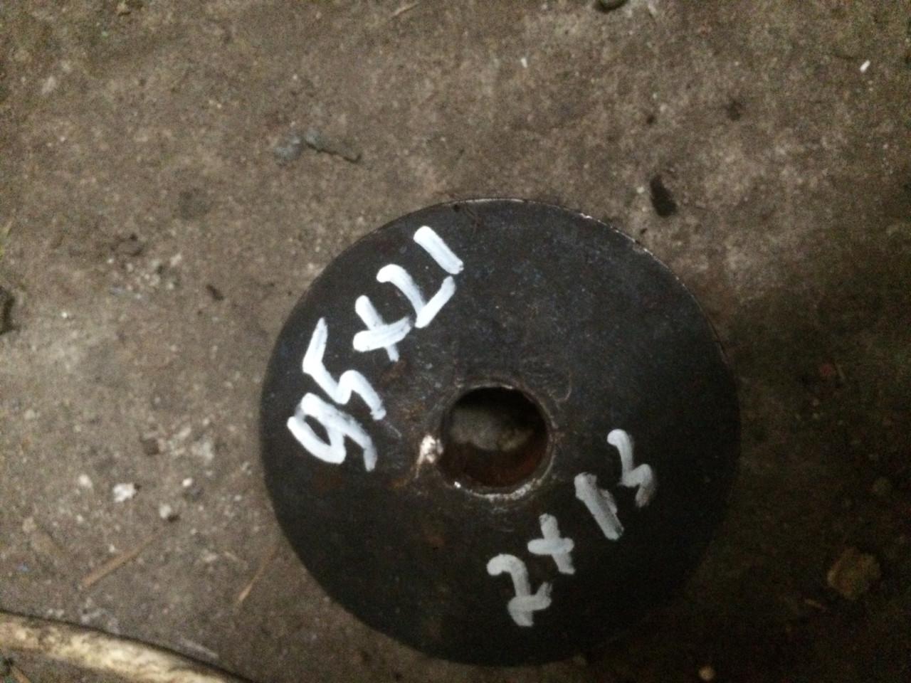 Шкив наружный диаметр 95 мм