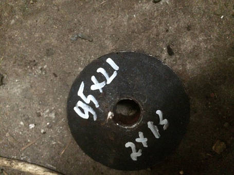 Шкив наружный диаметр 95 мм, фото 2