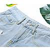Молодежные шорты с цветами и бусинками 42, 44 (в расцветках), фото 6