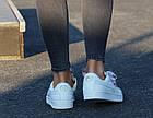 Оригинальные женские кроссовки Puma Basket Heart Geo 37-40р. 365673-01, фото 5