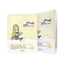 Маска тканинна для обличчя з перлинами 25мл Esfolio Pure Skin