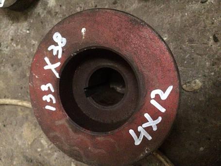 Шкив наружный диаметр 133 мм, фото 2