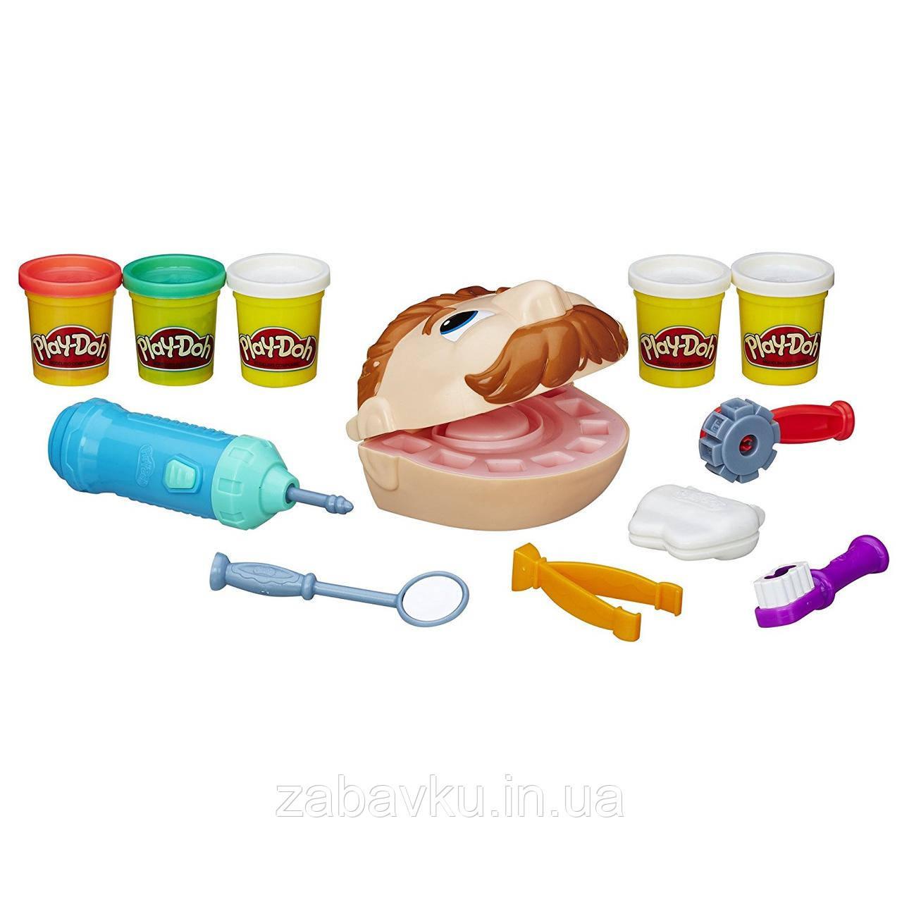Плей До містер Зубастик Play-Doh Doctor Drill ´n Fill