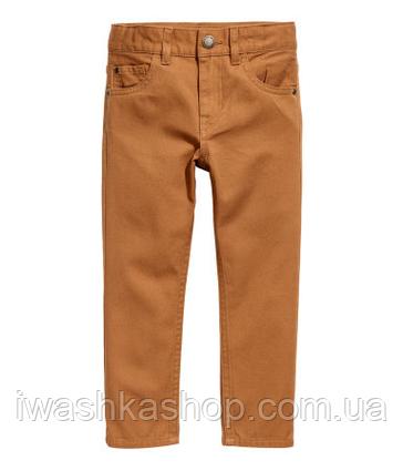 Стильные брюки - чиносы для мальчика 8 - 9 лет, р. 134, H&M
