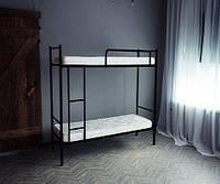 Ліжко металеве двоярусне КСКМ-14/2п