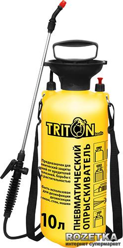 Обприскувач пневматичний Triton-tools 10 л (КВ-10В)