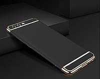 Чехол с золотыми вставками для Huawei P10 (2 Цвета), фото 1