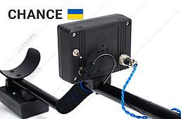 Металлоискатель Шанс с дискриминацией, металошукач поиск до 1,5 метра. Li ion аккум, фото 3