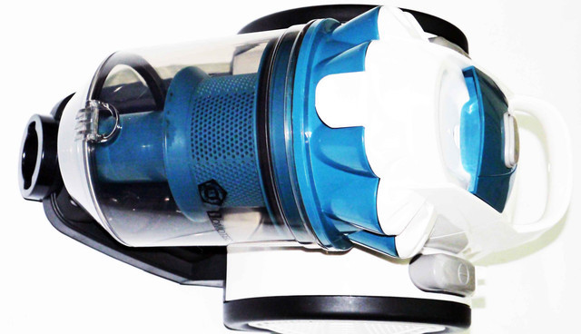 Пилосос Domotec MS 4410 - пилосос безмішковий циклонного типу., фото 3