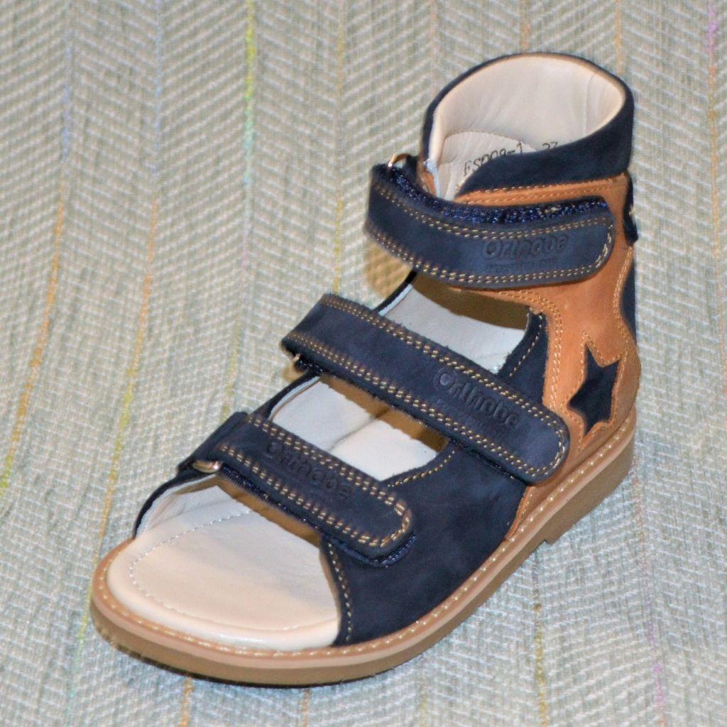aceffae0f Купить Детские ортопедические сандалии, Orthobe размер 26 27 28 30 ...