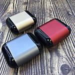 Wi-pods S7 Bluetooth наушники беспроводные водонепроницаемые с зарядным чехлом-кейсом. RED Оригинал, фото 8
