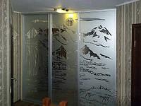 Нестандартная гардеробная комната