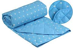Одеяло хлопковое Руно летнее 140х205 полуторное