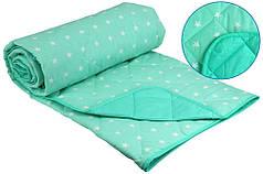 Одеяло хлопковое Руно летнее 172х205 двуспальное