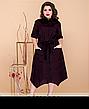 Платье-рубашка женская летняя, размер:52-60, фото 4