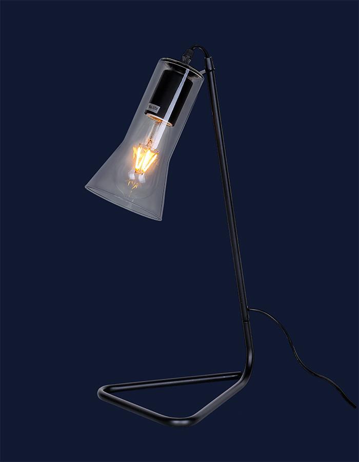 Настільна лампа Levistella 720T81400-1 BK