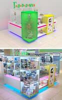 Торговый островок для игрушек, фото 1