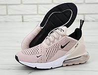 "Кроссовки женские Nike Air Max 270  ""Пудровые"" найк аир макс р. 36-41, фото 1"