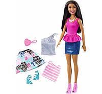 Набор кукла Барби Никки и модная одежда Barbie Nikki Doll & Fashion