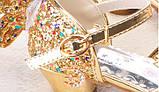 Туфли, босоножки праздничные для девочки, фото 6