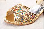 Туфли, босоножки праздничные для девочки, фото 7