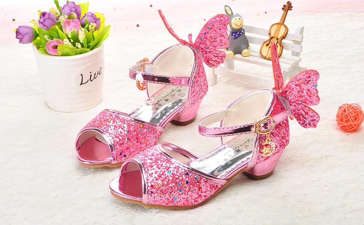 Туфли, босоножки праздничные для девочки