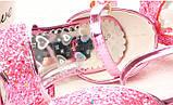 Туфли, босоножки праздничные для девочки, фото 4